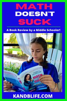 Middle School Books, Book Reviews For Kids, Love Math, Positive Messages, Love Book, Children's Books, Hate, Parents, Author