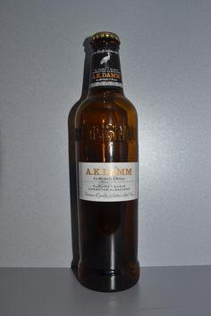 """AK Damm"": Cerveza de Barcelona (España) / ""AK Damm"": Beer from Barcelona (Spain)"