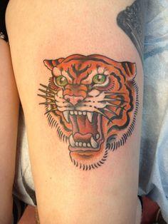 Jerry Ware — Atlas Tattoo - Portland, Oregon