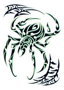 spider tribal designs - Pesquisa Google