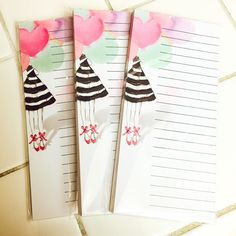 Balloon girl list pad: $1.50 each   PayPal US only. Price does not include shipping starts at $2.85 and goes up by weight. I cover PayPal fees. Payment is due WITHIN AN HOUR of invoice and will be cancelled if not paid. No holds. DM ME YOUR ORDER WITH PICTURES ATTACHED AND QUANTITY YOU WOULD LIKE as well as ZIP CODE and PAYPAL EMAIL so I can get you your total and invoice quickly. Will only be taking orders through PM's and will update photos as time goes on. HAPPY PLANNING! (cross posted)…