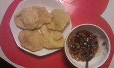 Doce e apimentado, para acompanhar puri indiano :)