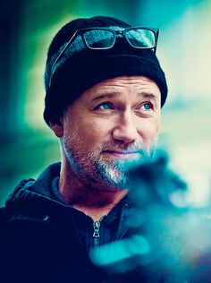 """David Fincher     """"Directing ain't about drawing a neat little picture and showing it to the cameraman. I didn't want to go to film school. I didn't know what the point was. The fact is, you don't know what directing is until the sun is setting and you've got to get five shots and you're only going to get two."""""""