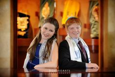 Congratulations to twins Ronni & David and the entire Isenberg family! We experienced double the fun photographing two amazing kids! From their sign-in session to their BIG day, Ronni & David made it so easy to capture their playful personalities. B'Nai #Mitzvah #Portrait by #DominoArts #Photography (www.DominoArts.com)