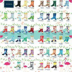 I want to make you beautiful and unique. www.wondersocks.com