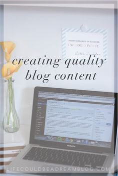 Creating Quality Blog Content #HireLilyGG