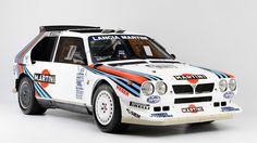 1986 Lancia Delta - S4 Gr. B