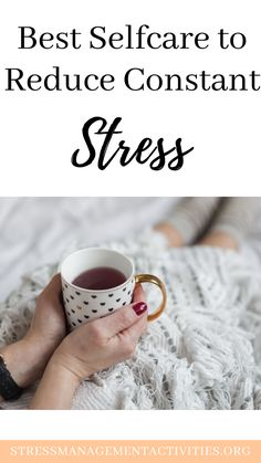 Essential Tips on Self Care to Reduce Constant Stress - Stress Relief Essential Oils, Ways To Relieve Stress, Financial Stress, Learning To Say No, Mental And Emotional Health, Bad News, New Hobbies, Feeling Happy, Stress Management