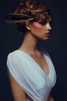 Stasia. Ford Models Chi. / Styling - Rebecca Neenan (lik-usya's edit; COLOUR Series JAN 2013)