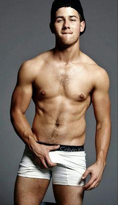 Hotsie Patootsie Nick Jonas! Follow rickysturn/hot-males