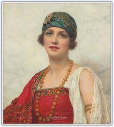 William Clarke Wontner (1857 - 1930) | İngiliz Ressam - Forum Gerçek
