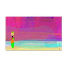 Goa Sunset Wall Sticker on CafePress.com