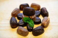 Madgudinden: Fyldte Chokolader med tre forskellige slags fyld