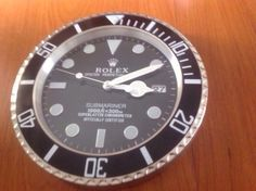 i have 4 clocks available, submariner and quarter master (MasterII) Colours are:- 1 x Blue 1 Miscellaneous Goods, Rolex Oyster Perpetual Date, Used Stuff For Sale, Wall Clocks, Backyard Ideas, Oysters, United Kingdom, Room, Bedroom