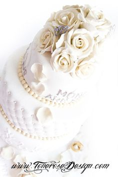 IMG_4896 Cake Cover, Marzipan, Wedding Cakes, Birthday Cake, Elegant, Desserts, Food, Wedding Gown Cakes, Classy