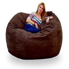 Cozy Sack Bean Bag Chair - Dorm Room
