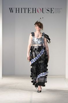 My Society and Environment garment that placed 2nd in the State Final at Apex Australian Teenage Fashion Awards 2013. With a car crash inspired theme, the bottom is made from seat belts with the top from smashed mirrors and washers. The headpieces is made from cogs, dipsticks and springs. Dress Made from Car parts