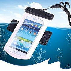 Check out this Wholesale Samsung Galaxy S5 Universal PVC Waterproof Bag with Armband for your exquisite device to look highly sophisticated without going beyond your means!
