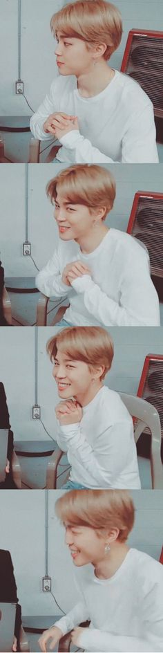somebody: *says something bad about BTS me: *be lookin like jimin in the 2nd pic* bish you wanna die fight me