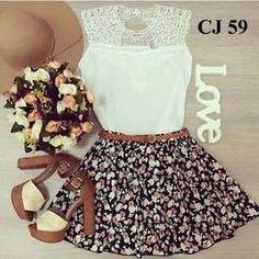 Conjunto Rosara CJ59
