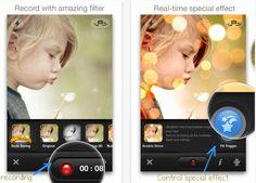 Recood Pro, graba vídeos en iOS con efectos estilo Instagram