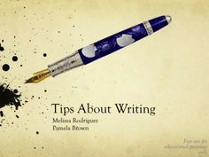 Tips About Writing for English Language Learners
