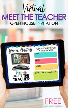 Letter To Teacher, Letter To Parents, Parent Letters, Curriculum Night, Daycare Curriculum, Creative Curriculum, Meet The Teacher Template, Open House Invitation, Back To School Night