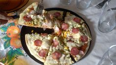 Essa Pizza eu mesmo fiz.    http://rendacompleta.com