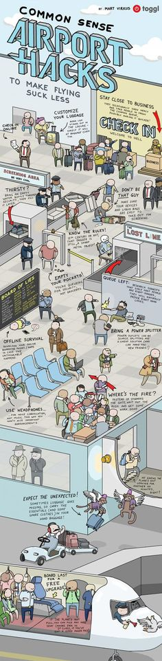 Funny pictures about Airport Hacks To Make Flying Suck Less. Oh, and cool pics about Airport Hacks To Make Flying Suck Less. Also, Airport Hacks To Make Flying Suck Less photos. Travel Info, Air Travel, Travel Bugs, Travel Packing, Travel Advice, Travel Hacks, Packing Tips, Travel Guide, Travel Ideas