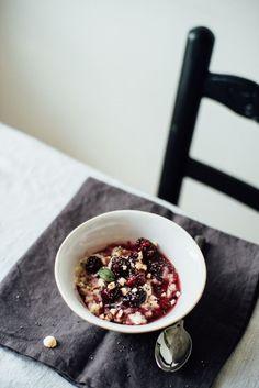 Healthy Breakfast - Moi Contre La Vie