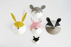 30 DIY Paper Mask Design Ideas • Cool Crafts