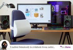 Bederní opěrka vám pomůže vylepšit sezení na židli. Poradíme vám pár šikovných triků, jak si ji nastavit. Electronics, Consumer Electronics