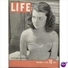 US MAGAZINE LIFE NOV 14 1938 Tilleys of Sheffield