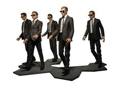 Reservoir Dogs Action Figures - Show your love for one of the best films of the 90s.