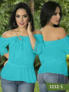 Blusa Moda Thaxx  - Ref. 119 -3232-3