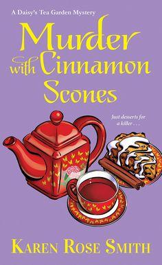 Karen Rose Smith-Murder With Cinnamon Scones
