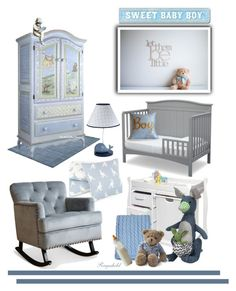 """""""This is for my next Grandson"""" by ragnh-mjos ❤ liked on Polyvore featuring interior, interiors, interior design, home, home decor, interior decorating, Nautica, Lexington, contest and homeset"""