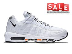 Nike Air Max 95 - Nike Sportswear Chaussure Pas Cher Pour Homme -  609048-109 - Boutique de Chaussure Nike (FR)   LeSneakerBox.com f98e02b8a752
