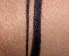 Swatches of Dior Diorshow Pro Liner Waterproof in Backstage Black Makeup And Beauty Blog, Love Makeup, Liquid Liner, Eye Liner, Wish You The Best, Makeup Brands, Department Store, Backstage, Swatch