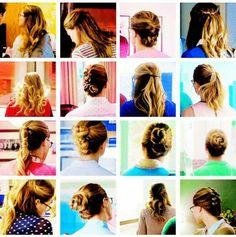 Kara Danvers Hair