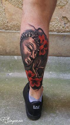 budha tattoo