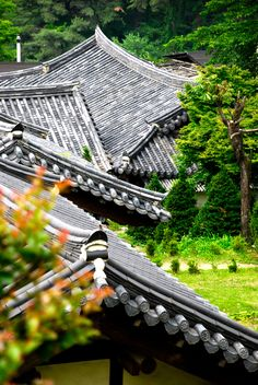 Buseoksa Temple, Gyeongbuk  Korea, South