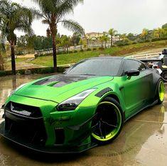 Type 2 Liberty Walked Nissan GT-R Owner insta Z_litwhips Porsche, Audi, Fast Sports Cars, Sport Cars, Tanner Fox Gtr, Street Racing Cars, Auto Racing, Drag Racing, Nissan Gtr Nismo