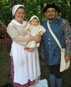 american colonial clothing - Google Search