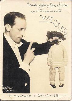 Senor Wences | Mental Floss
