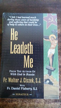 New Vintage 1995 Book-He Leadeth Me-By Walter by PaperDiversities