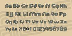 60s Pop Font · 1001 Fonts