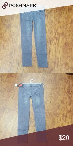 Jeggings Jeggings sizes large and small shosho Pants Leggings
