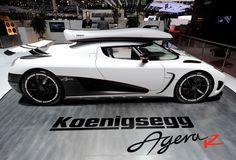 Koenigsegg Agera R - Bloomberg