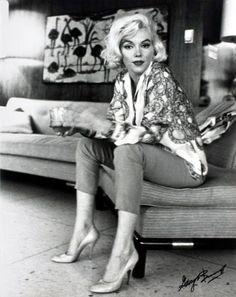 Marilyn Monroe - 1962 - Photo by George Barris